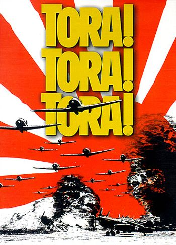 DVD Cover for Tora! Tora! Tora!