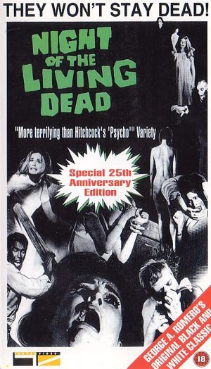 DVD Coverfor Night of the Living Dead
