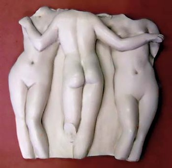 &quot;The Three Graces&quot;, circa 323-146 B.C.