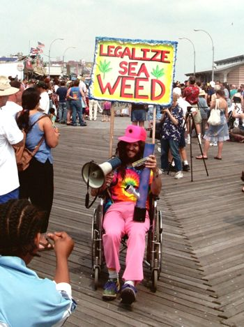 Legalize Sea Weed