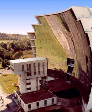 Solar Furnace at Odeillo, France