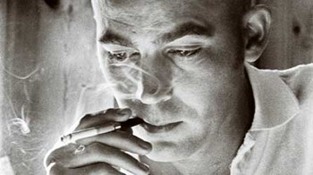 Hunter S. Thompson with Cigarette