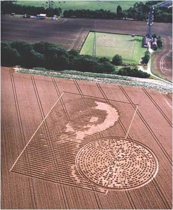 Sparsholt Crop Circle
