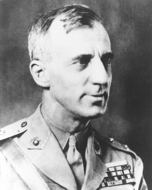 Major General Smedley Butler, USMC
