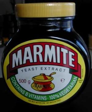Marmite Jar (front)