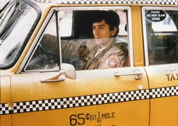 Travis Bickle in Taxi