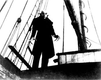 Nosferatu Onboard Ship