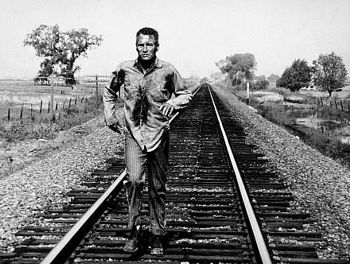 Paul Newman as Cool Hand Luke