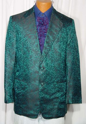 Green Dinner Jacket