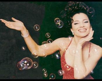 Fran Drescher: The Only Sound Worse than Fingernails on a Chalkboard