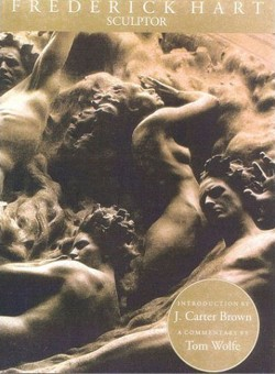 Book cover for Frederick Hart: Sculptor