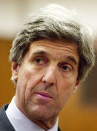 Photograph of John Kerry