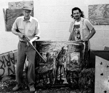 William S. Burroughs and David Goodrich