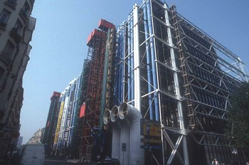 Le Centre Pompidou