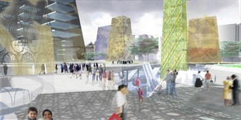 Koolhaas Design, Above Ground