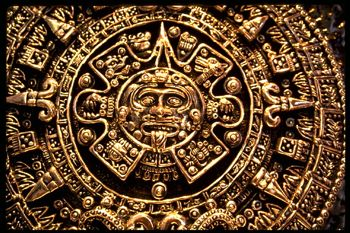 Mayan Calendar Stone