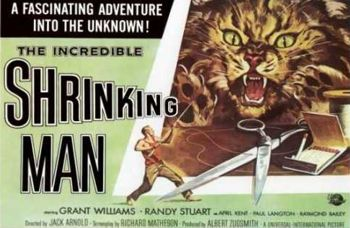 Still from &quot;The Incredible Shrinking Man&quot;, 1957