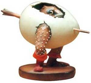 Bosch's Egg Monster
