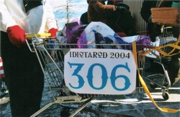 Idiotarod 2004
